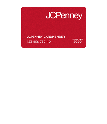 JCPenney Credit Card — Online Credit Center
